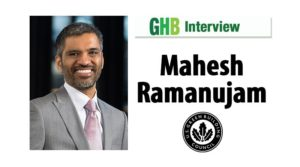 The GHB Interview: Mahesh Ramanujam