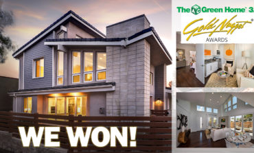 ABC Green Home 3.0 Wins Gold Nugget