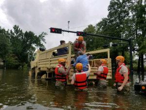 Donate to Hurricane Harvey Relief Efforts