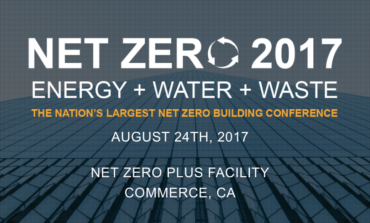 Net Zero 2017 Conference Keynote Speaker Kevin de León Receives Standing Ovation