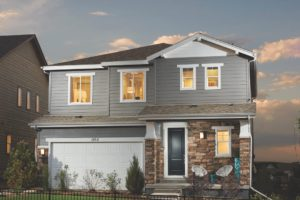 A Dominant Force in Homebuilding