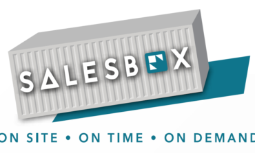 MARKETSHARE INC. ANNOUNCES SALESBOX, A GAME CHANGING SITE READY TURNKEY SALES CENTER FOR NEW HOME DEVELOPMENTS