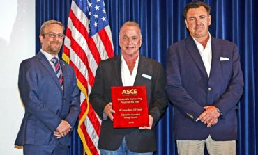 Publisher's Notes - ASCE 2018 Sustainable Engineering Project of the Year Award