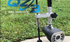 CUES Releases New QuickZoom III Portable Inspection Camera