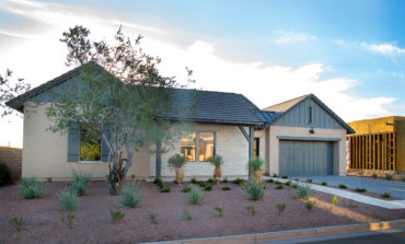 CAMELOT HOMES UNVEILS FIRST MODEL HOME AT NORTH SCOTTSDALE COMMUNITY