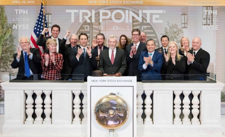 Tri Pointe Celebrates 10 Years of Remarkable Growth & Customer Engagement