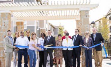 Officials Cut Ribbon on The Bridge at Harris Ridge, Affordable Housing Community in Austin's Tech Ridge Area