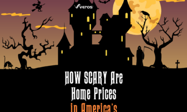 Veros Announces That Home Prices in the Nation's Spookiest Cities Are Not Scary at All