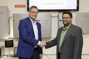 Enphase Energy and Petersen-Dean Partner to Deliver World-Class Solar and Storage Solutions for New Homes