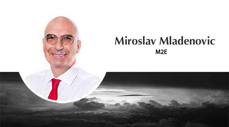 Miroslav Mladenovicf head shot photo homebuilder