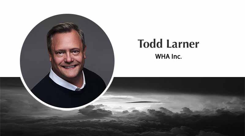 Todd Larner wha architecture designer